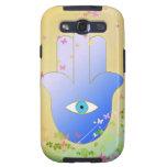 Mano de la primavera de Fátima Samsung Galaxy S3 Carcasa