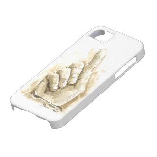 Mano - emperador Constantina I. el gran ANUNCIO de Funda Para iPhone 5 Barely There