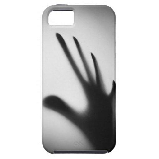 Mano iPhone 5 Protectores