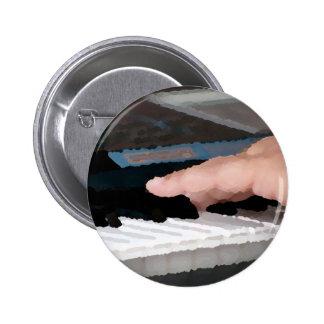 mano izquierda eléctrica painterly del piano que j pin