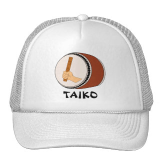 Mano que celebra teclear japonés del tambor de Tai Gorra