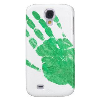 Mano - verde samsung galaxy s4 cover