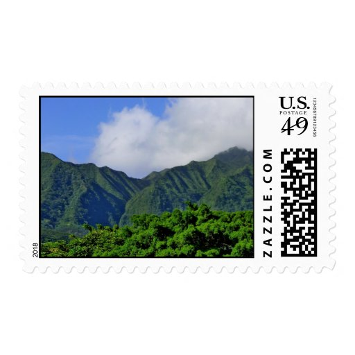 Manoa Valley Stamps
