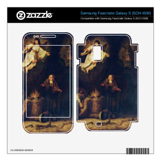 Manoah victims by Govert Flinck Samsung Fascinate Decal