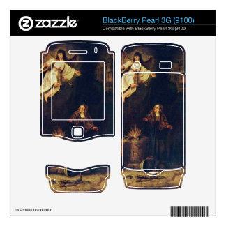 Manoah victims by Govert Flinck BlackBerry Pearl Skins