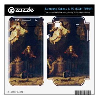 Manoah victims by Govert Flinck Samsung Galaxy S 4G Decal