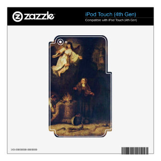 Manoah victims by Govert Flinck Skins For iPod Touch 4G