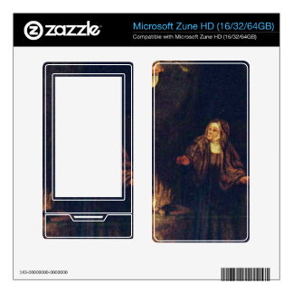 Manoah victims by Govert Flinck Decals For The Zune HD