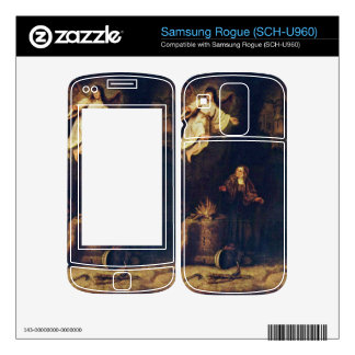 Manoah victims by Govert Flinck Skins For Samsung Rogue