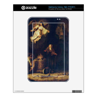 Manoah victims by Govert Flinck Samsung Galaxy Tab Skin