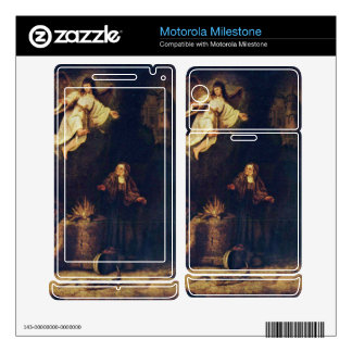 Manoah victims by Govert Flinck Motorola Milestone Skin