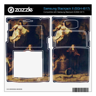 Manoah victims by Govert Flinck Samsung Blackjack II Skin