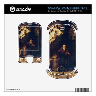Manoah victims by Govert Flinck Samsung Gravity 3 Skin