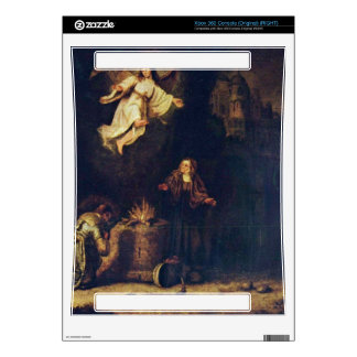 Manoah victims by Govert Flinck Xbox 360 Console Decal