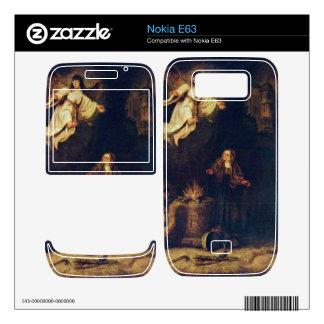 Manoah victims by Govert Flinck Nokia E63 Skin
