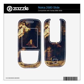 Manoah victims by Govert Flinck Skin For Nokia 2680 Slide