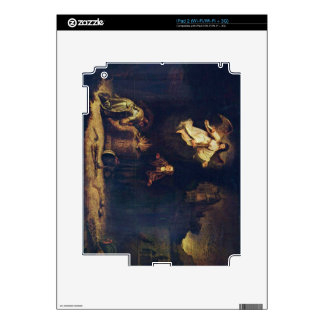 Manoah victims by Govert Flinck Skins For The iPad 2