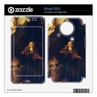 Manoah victims by Govert Flinck Skin For The Sharp IS03