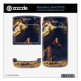 Manoah victims by Govert Flinck BlackBerry Decals