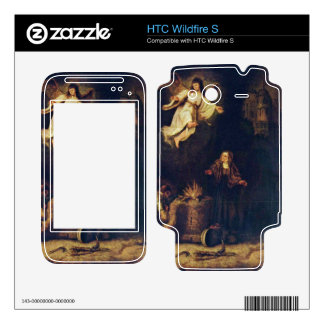 Manoah victims by Govert Flinck HTC Wildfire S Decal