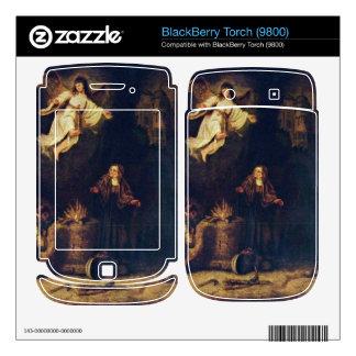Manoah victims by Govert Flinck BlackBerry Torch Skin