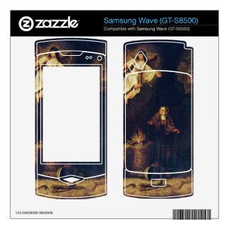 Manoah victims by Govert Flinck Skins For Samsung Wave