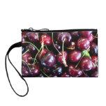 Manojo de bolso del accesorio de las cerezas