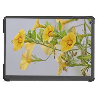 Manojo de flores amarillas funda para iPad air