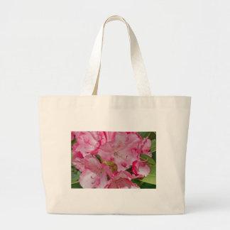 Manojo de flores salvajes rosadas bolsas