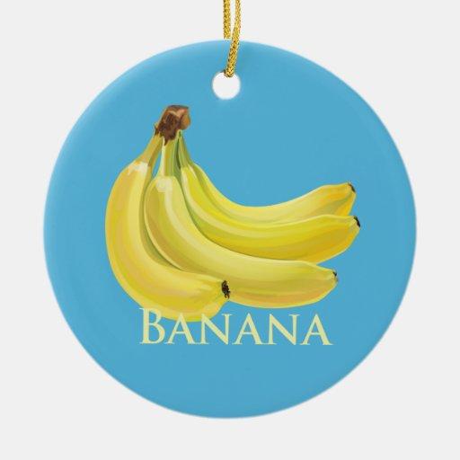 Manojo de plátanos ornatos