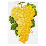 Manojo de uvas felicitaciones