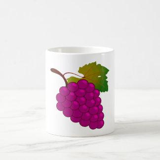 Manojo de uvas taza