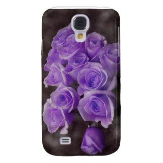 Manojo subió colorized púrpura