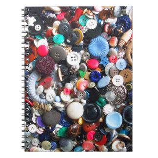 Manojos de botones notebook