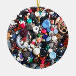 Manojos de botones ornamentos para reyes magos