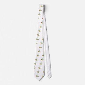 manojos de la flor de vector de los remolinos corbata personalizada