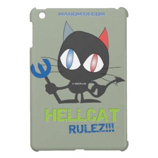 manomtr.com:_Hellcat_Hemi_Rulez Cover For The iPad Mini