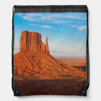 Manoplas del desierto de Utah del valle del Mochilas