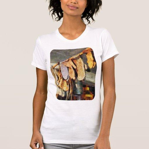Manoplas en tienda general camisetas
