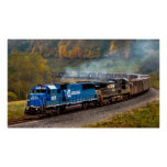 Manor Branch Autumn Posters