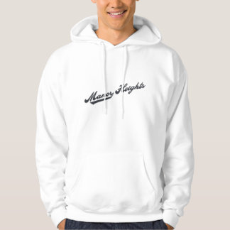 Manor Heights Hooded Pullover
