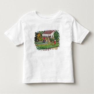 Manor House in Kertvelyes, 1907 Toddler T-shirt