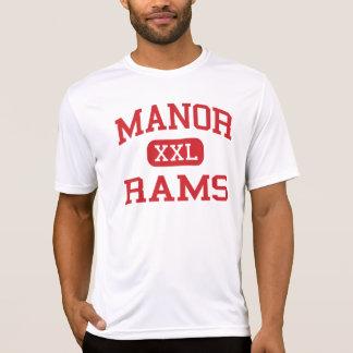 Manor - Rams - Manor Middle School - Killeen Texas Tee Shirt