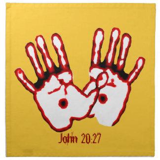 Manos cariñosas - 20:27 de Juan Servilleta Imprimida