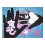manos curativas hechas por RIMA y Sonja Postal