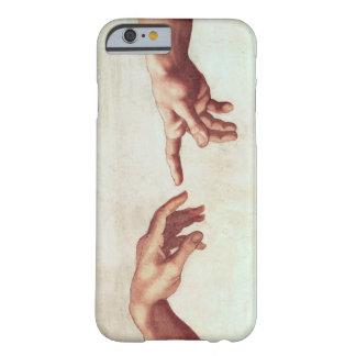 Manos de Miguel Ángel Funda Barely There iPhone 6