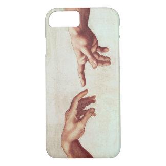 Manos de Miguel Ángel Funda iPhone 7