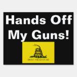 Manos de mis armas