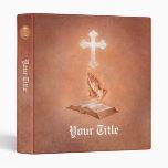 """Manos de rogación con la cruz y la biblia carpeta 1"""""""