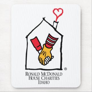 Manos de Ronald McDonald Mousepad